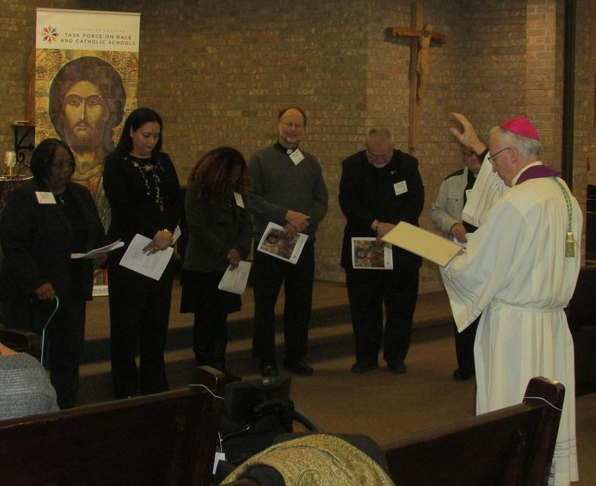 Lansing diocese begins discussion on race and Catholic schools