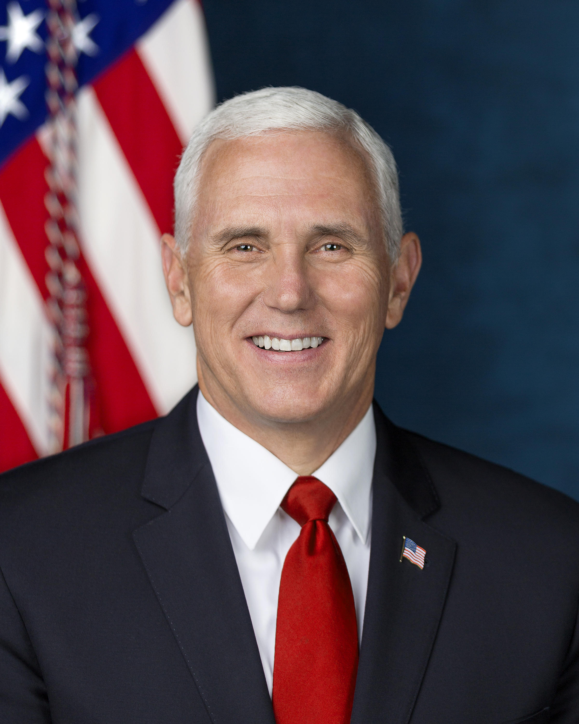 Vice President Pence addresses taxes in Detroit, talks about school shootings
