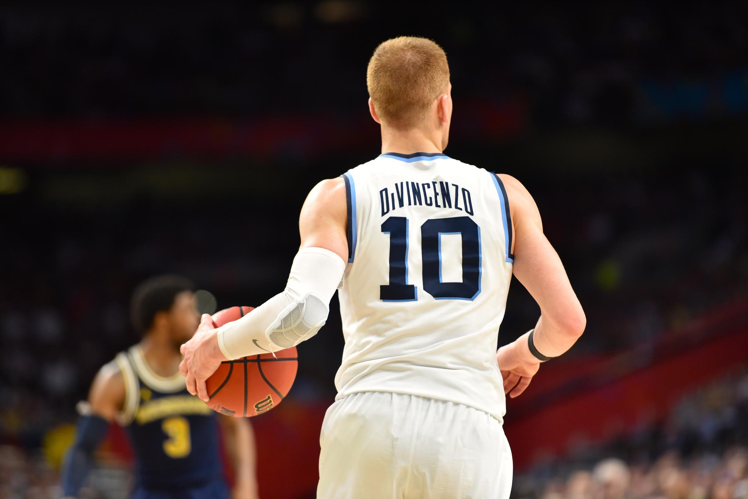 8efe16bb9e5b Villanova took home the NCAA men s basketball title Monday after beating  Michigan 79 to 62. Wildcats sophomore guard Donte DiVincenzo came off the  bench to ...
