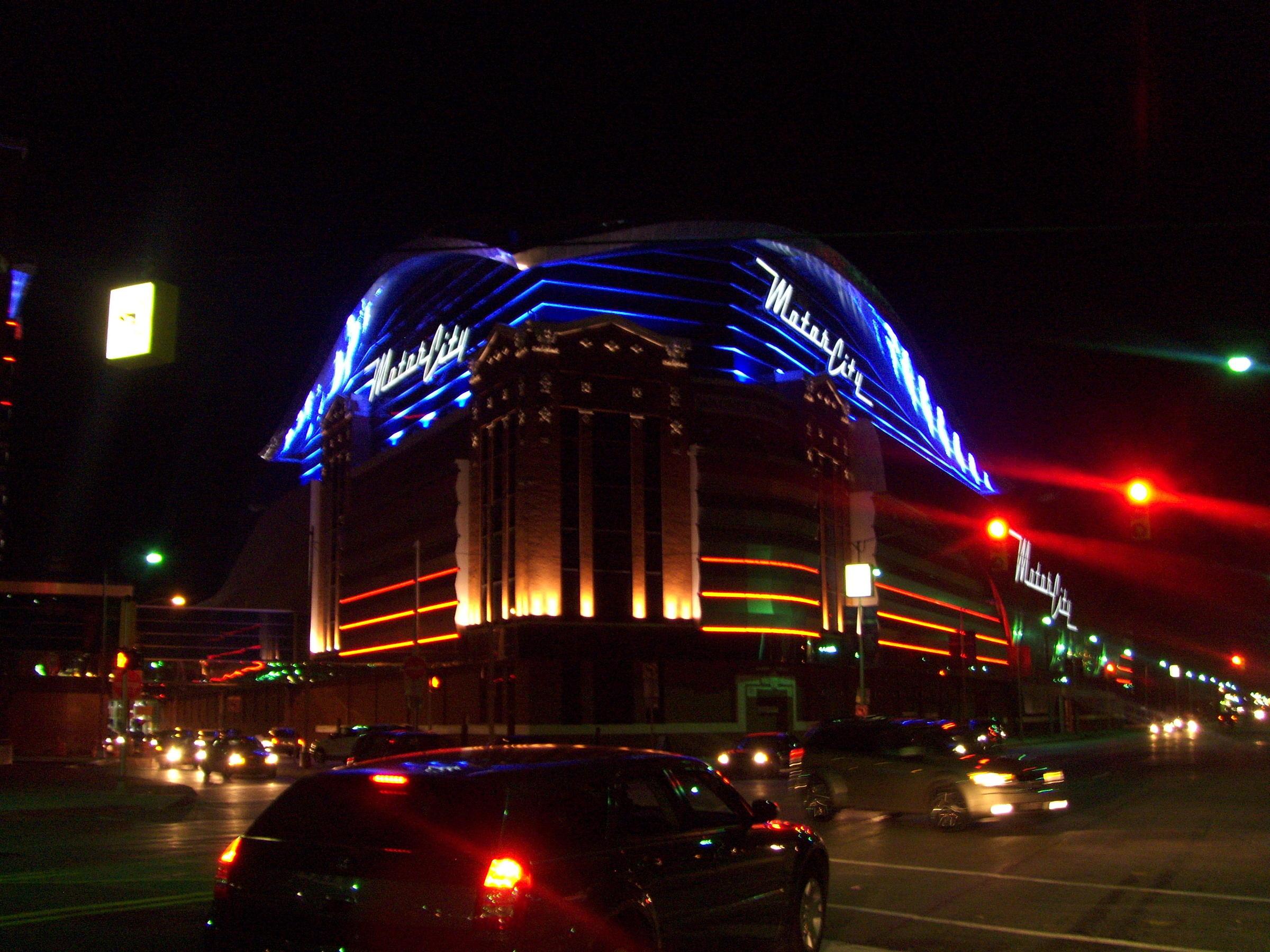 Michigan house approves online gambling bill michigan radio for Motor city casino address