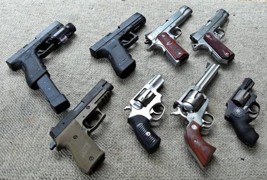 want to carry a concealed gun without a permit or training michigan