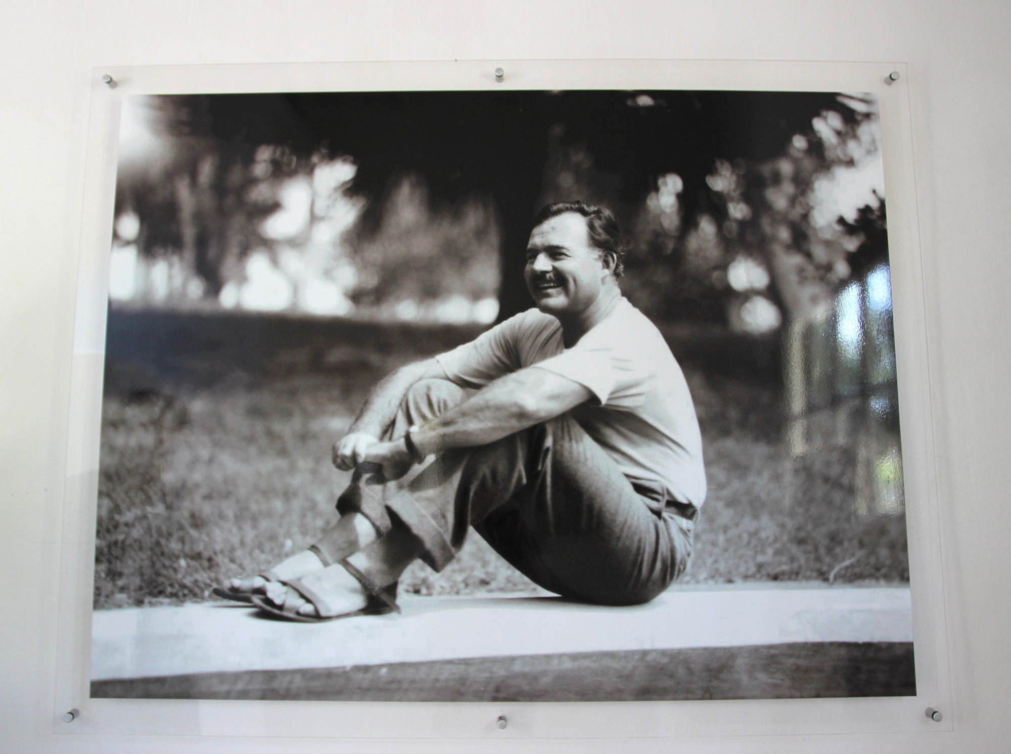 Take A Photo Tour Of Ernest Hemingway S Home In Cuba