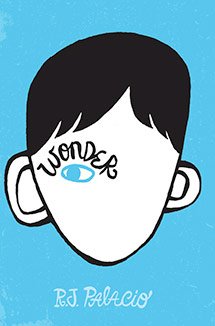 Wonder book jacket