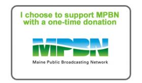 Donate to MPBN logo