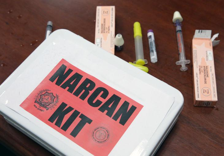 Narcan Kit for Drug Overdoses