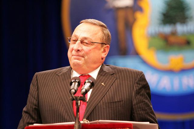 Governor Paul LePage (R)