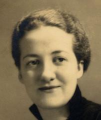 Germaine Tillion in the 1940s