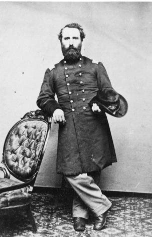 Maj. James W. Welch.