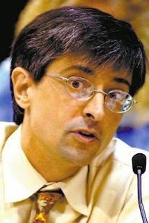 Dean Girdis Downeast LNG CEO. Photo by Telegraph Journal.