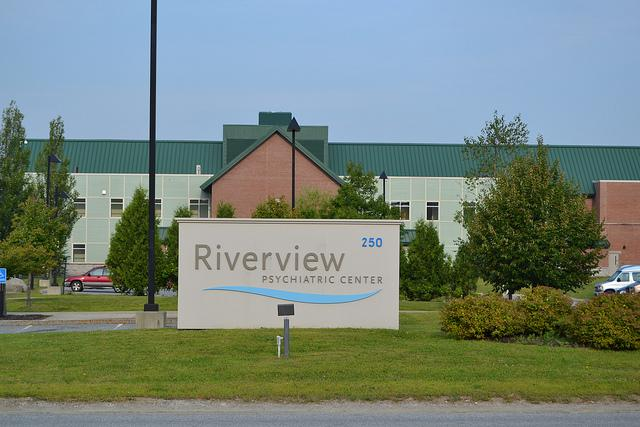 Riverview Psychiatric Center in August 2013.