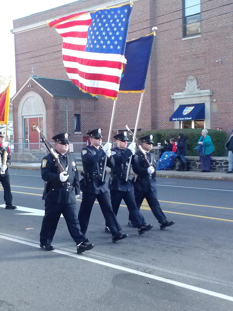 Parades Commemorating Veterans Day  a153c457a