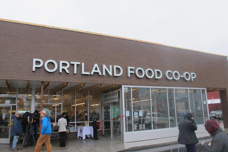 The new Portland Food Co-op officially opens Wednesday.