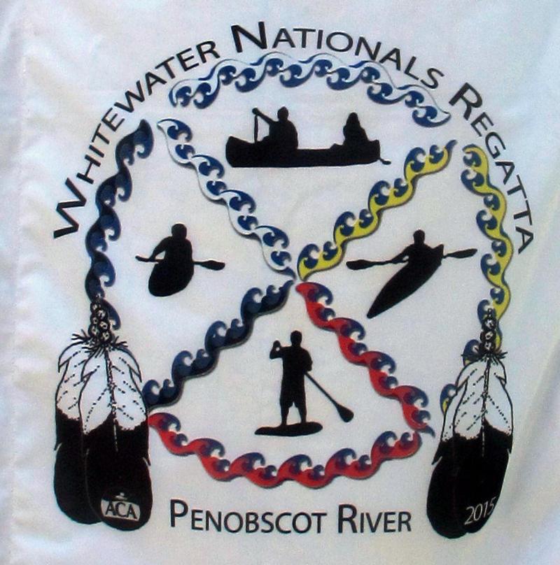 The regatta logo.
