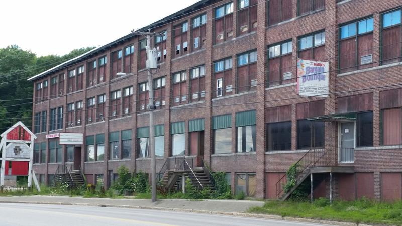 This former shoe mill in Auburn is set to become a medical tourism facility.