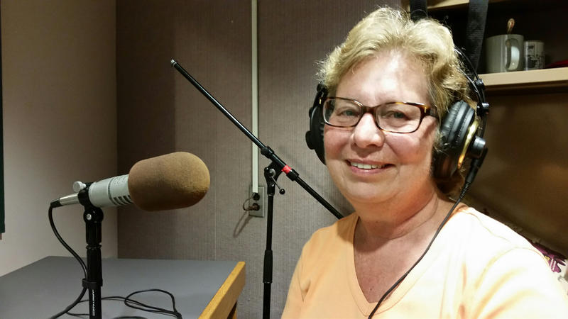 Former UMaine Career Center Director Patty Counihan talks with Irwin Gratz from MPBN's Bangor studio.