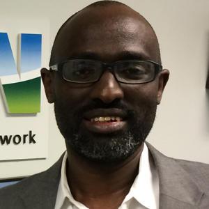 Claude Rwaganje, Executive Director of Community Financial Literacy