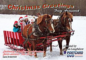 Christmas Greetings from Aroostook