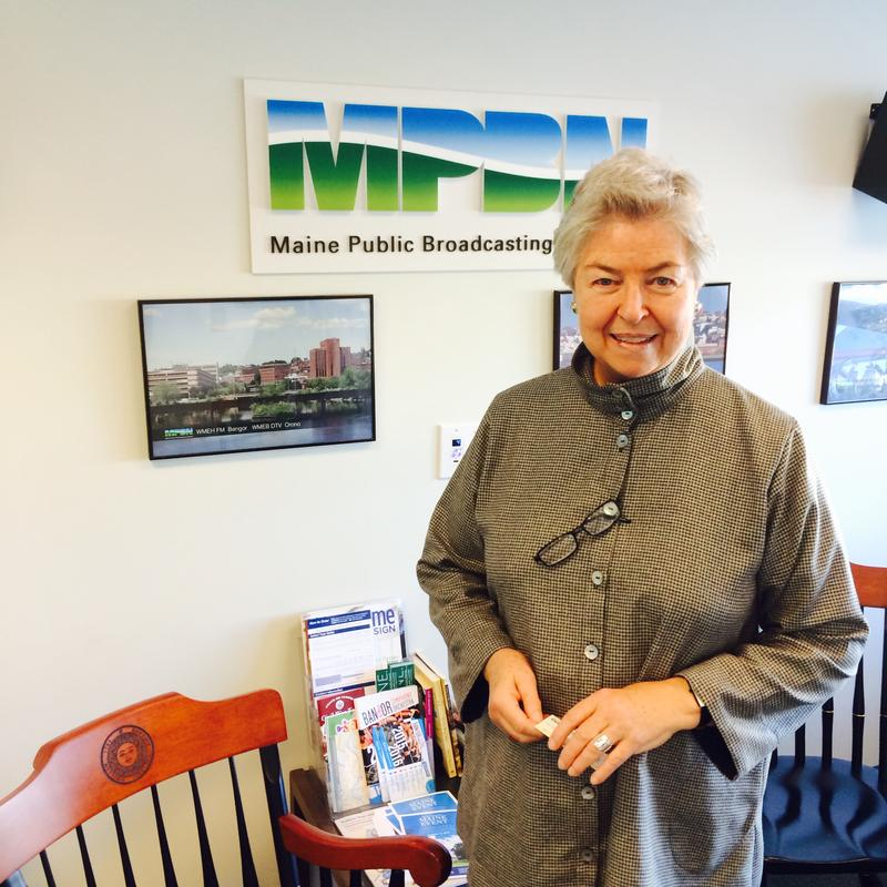 Anna Eleanor Roosevelt is CEO of Goodwill Industries of Northern New England.