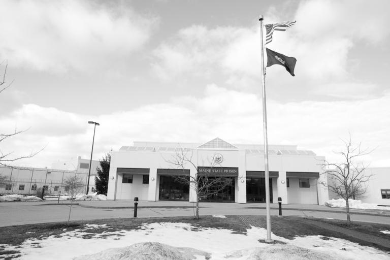 Maine State Prison in Warren in 2013.