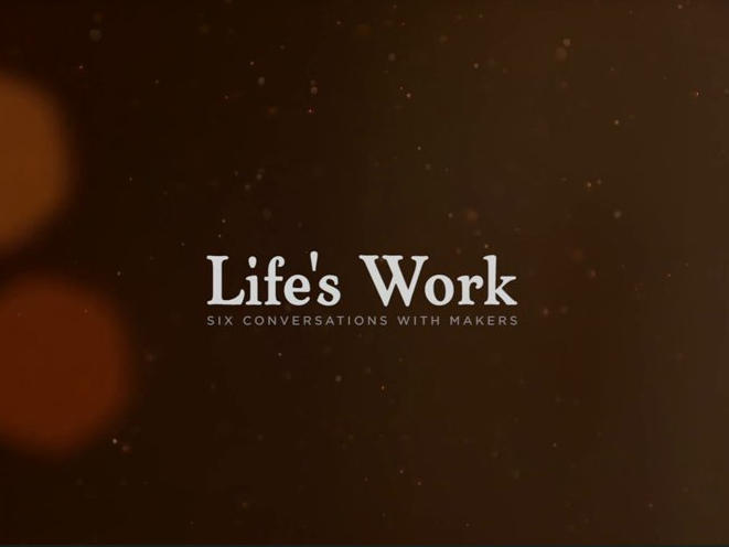Life's Work Opening Title