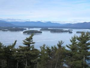 Winnipesaukee River Basin in New Hampshire