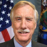 Angus King is Maine's junior United States Senator.