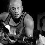 Samuel James is a blues-based singer/songwriter in Maine