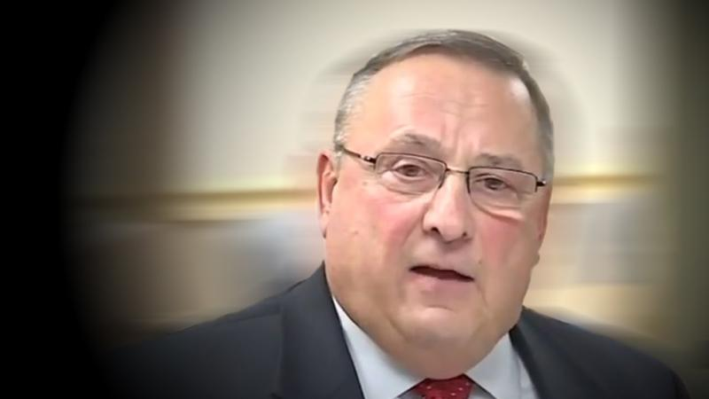 Maine Governor Paul LePage (R)
