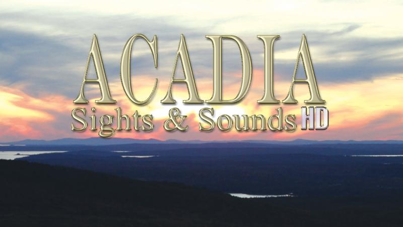 """Acadia Sights and Sounds"" cover image"