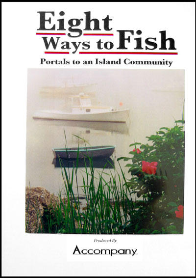 """Eight Ways to Fish"" cover image"