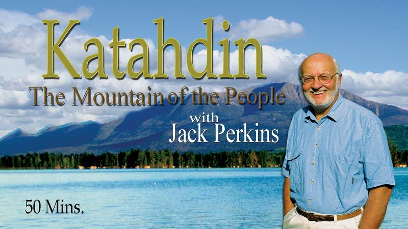 """Katahdin: The Mountain of the People"" cover image"