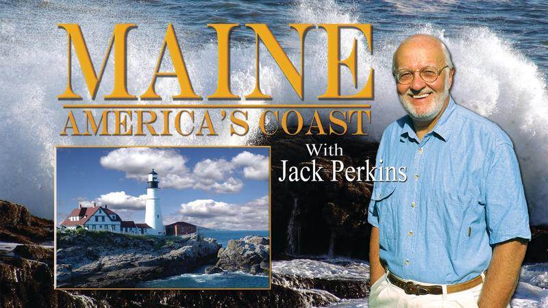 """Maine: America's Coast"" cover image"