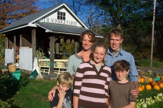 The Lilac Ridge Farm family