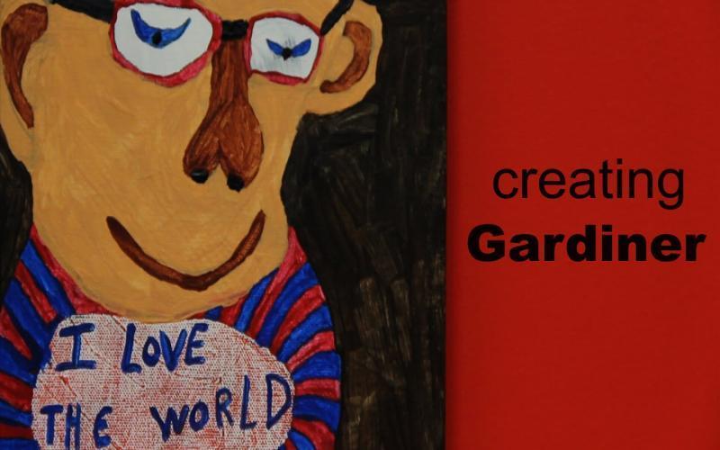 Creating Gardiner Film Poster