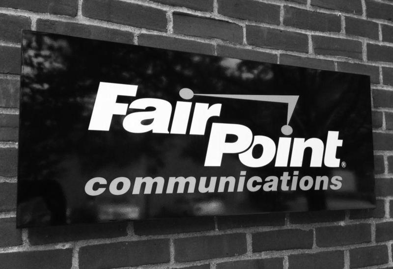 FairPoint Communications sign