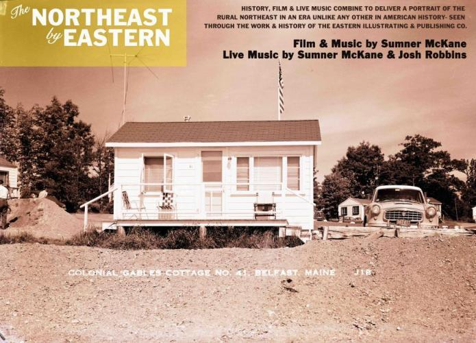 A poster for The Northeast by Eastern film