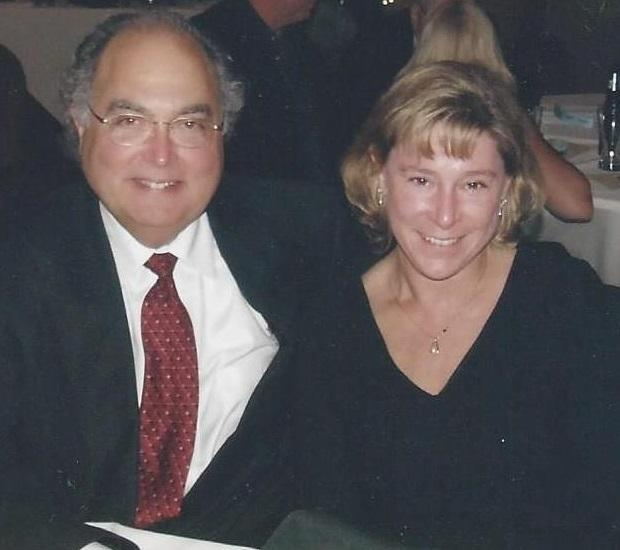 Roger and Liz Fagan