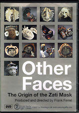 The DVD jacket from Other Faces: The Origin of the Zati Mask