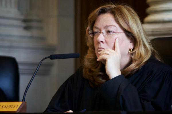 Maine Supreme Court Chief Justice Leigh Saufley.