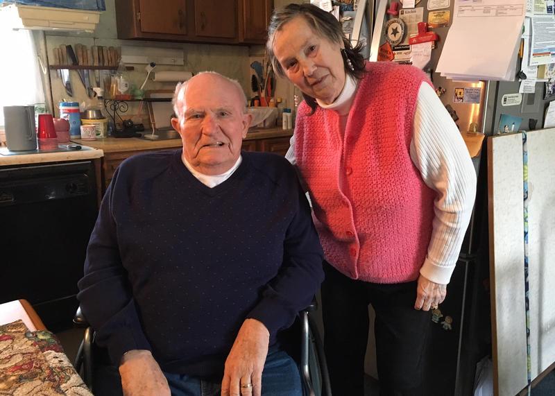 Geoff and Nancy Ragsdale