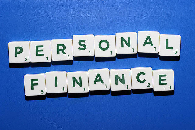 Personal finance spelled out