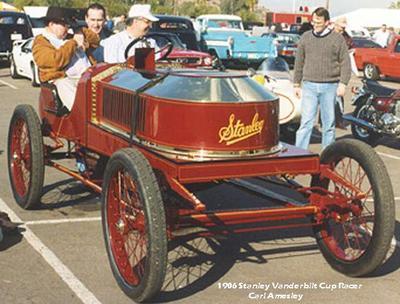 1906 Stanley Steamer Model H Vanderbilt Cup Racer