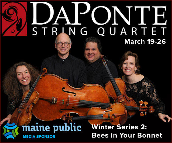 DaPonte String Quartet Bees in Your Bonnet
