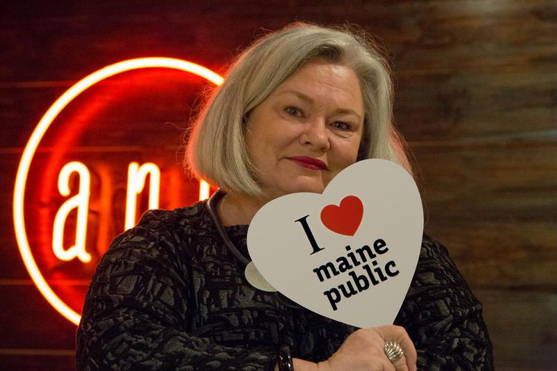 Brenda Garrand Loves Maine Public