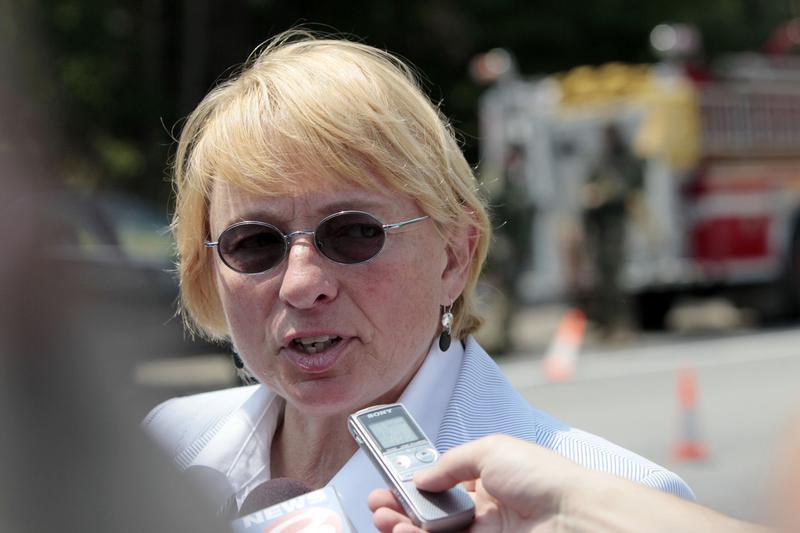 Maine Attorney General Janet Mills in 2010.