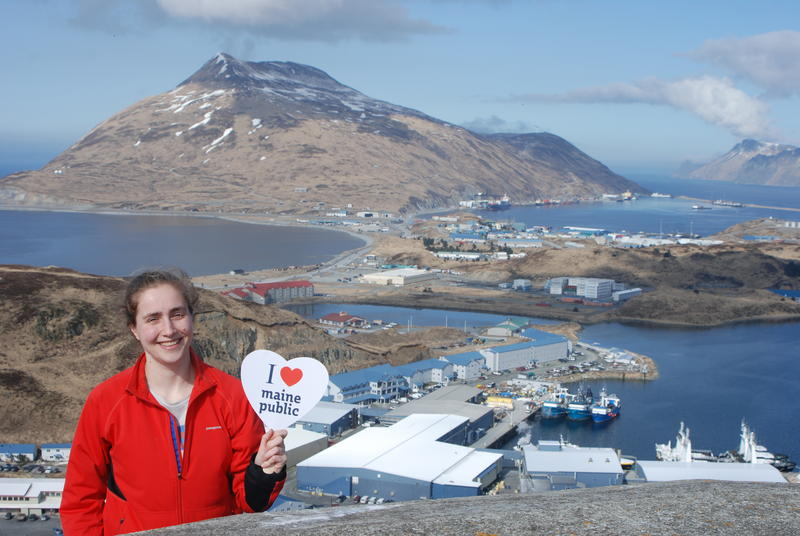 Zoë Sobel shares her love of public broadcasting in Maine from just around the corner...Unalaska, Alaska!