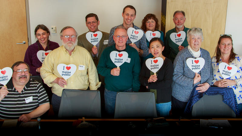 We took a brief break form our April 7th Community Advisory Board meeting for a few fun photos!