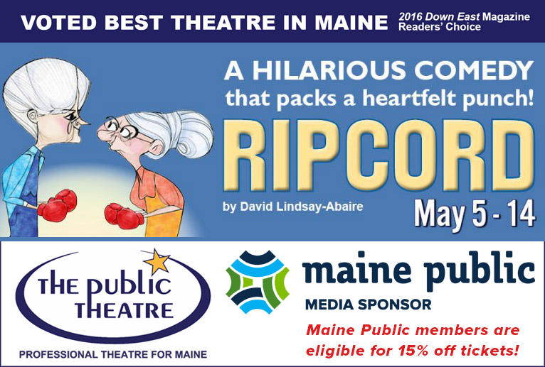 The Public Theatre presents Ripcord