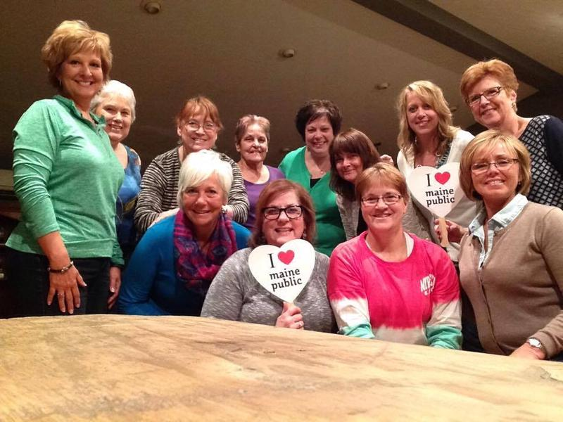 The Fort Kent Bunco Ladies Love Maine Public