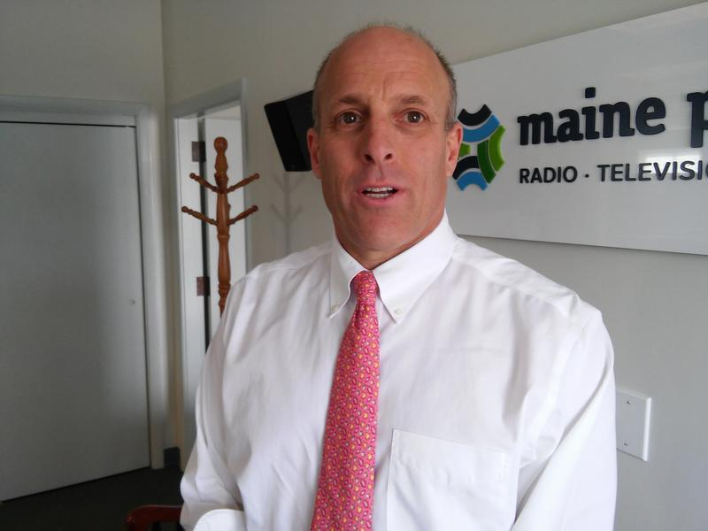 Paul Peck, president of the Maine Real Estate and Development Association.